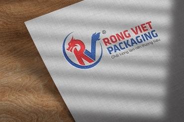Thiết kế logo Rồng Việt