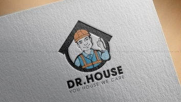 Dr. House interior & construction